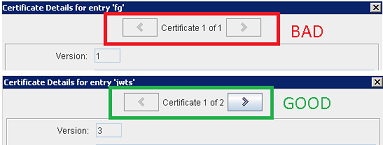 How to convert different SSL(HTTPS) certificate formats to