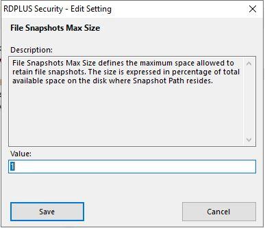 Advanced Ransomware Settings 4